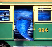 Whale of a Tram by Mark Higgins