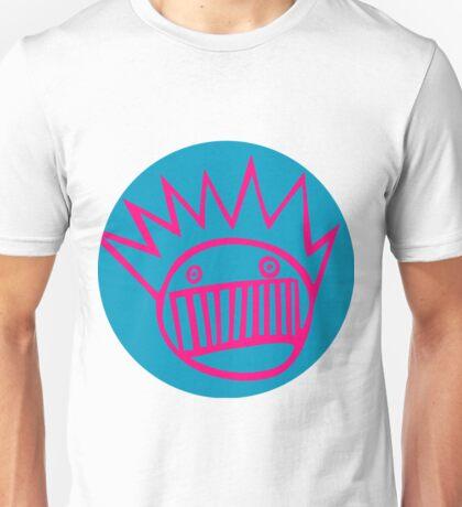 Boognish On Blue Unisex T-Shirt