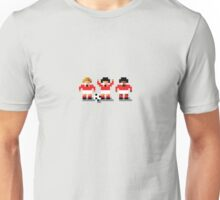 Sensi Tee - Reds, Forest, Athletics, Tykes,  Unisex T-Shirt