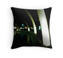 Wrapped in the Webb Throw Pillow