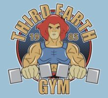 Third Earth Gym by JRBERGER