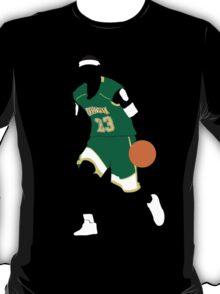 Lebron James High School T-Shirt