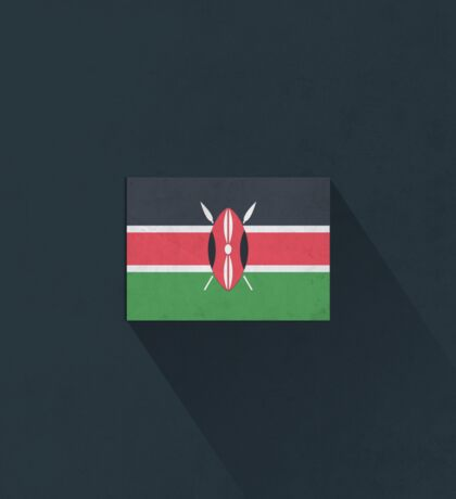 Kenya Sticker