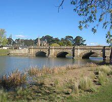 Ross Bridge Tasmania by patapping