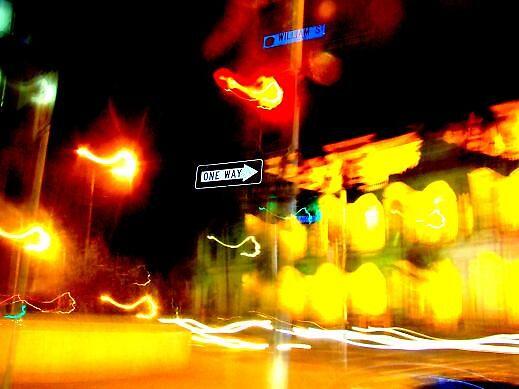 City Lights by juliette