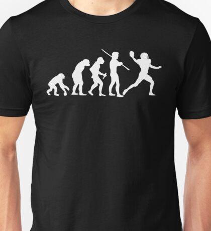 American Football Evolution  Unisex T-Shirt