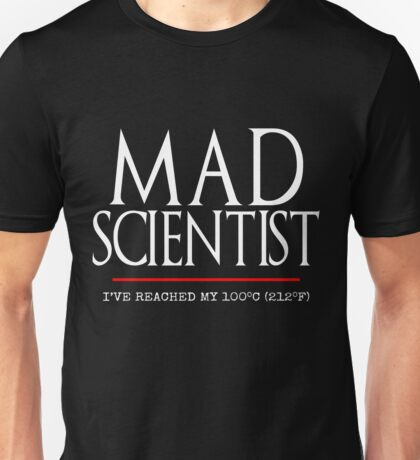 Science March 2017 (Mad Scientist) Unisex T-Shirt