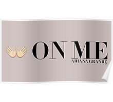 Hands on Me Poster
