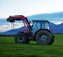 Massey and the Mournes by thegreendogs