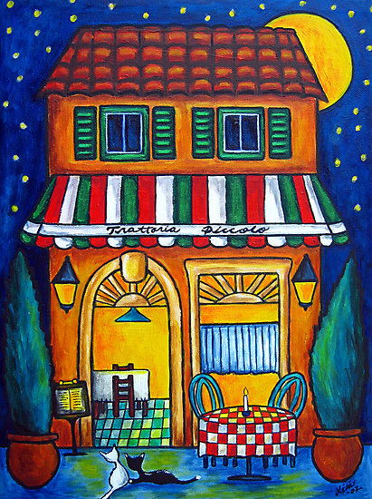The Little Trattoria by LisaLorenz