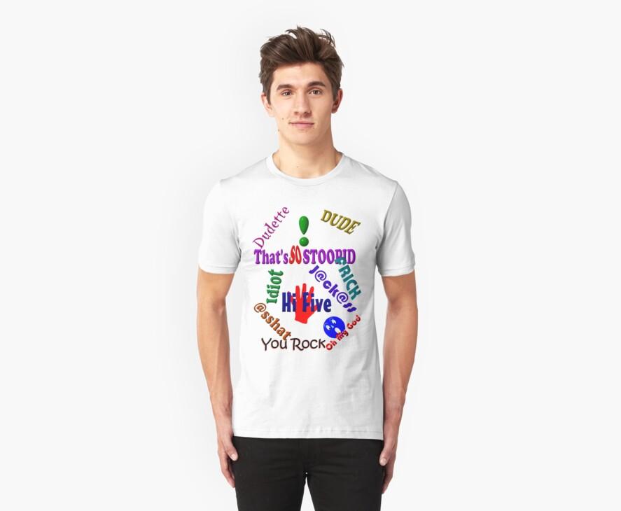 Fun Shirt by Kathrine