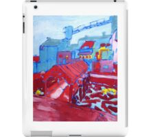 2Fort Blu iPad Case/Skin