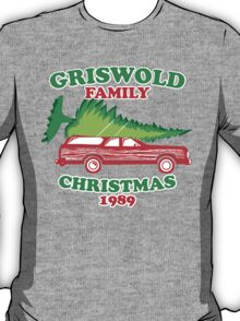 Griswold Family Christmas1989 T-Shirt
