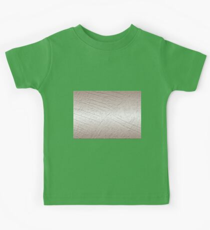 metallic surface texture Kids Tee