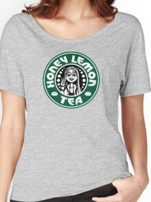Honey Lemon Tea Women's Relaxed Fit T-Shirt