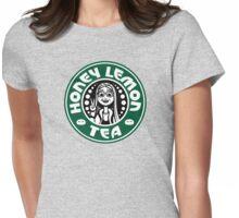 Honey Lemon Tea Womens Fitted T-Shirt