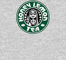 Honey Lemon Tea Womens Fitted T-Shirt