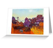 Gold Rush 2 Greeting Card