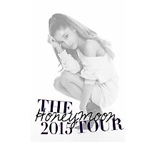 The Honeymoon Tour #3 Photographic Print
