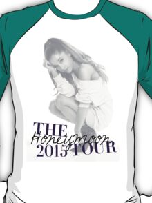 The Honeymoon Tour 2015 (Shade White Only) T-Shirt