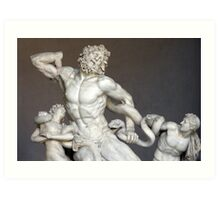 Sculpture Art Print
