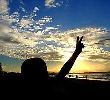 peace by hanARGH