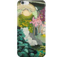 Tea Garden iPhone Case/Skin