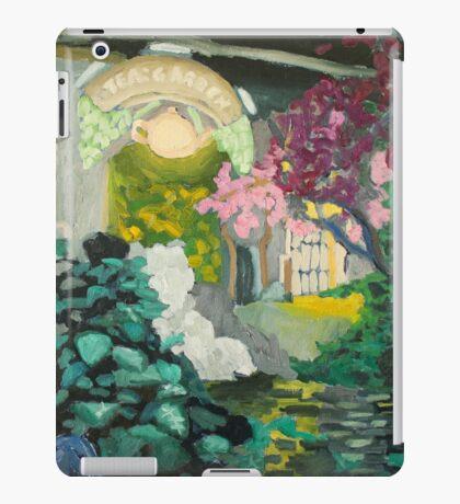 Tea Garden iPad Case/Skin