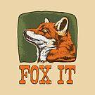 FOX IT  by cintrao