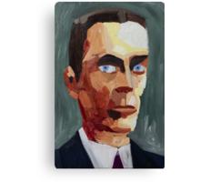 The G Man Canvas Print