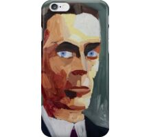 The G Man iPhone Case/Skin