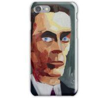 The G Man iPhone Case/Skin