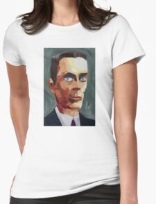 The G Man Womens Fitted T-Shirt