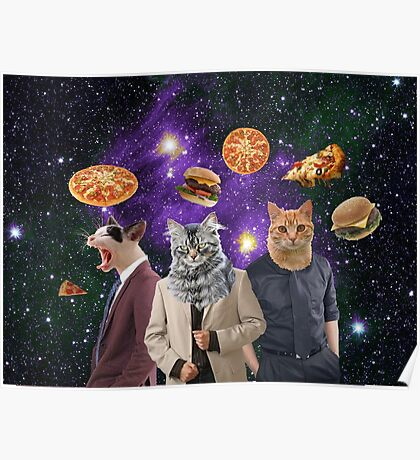 The Cool Cats Poster