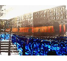 The Albert Dock Buildings, Liverpool Photographic Print