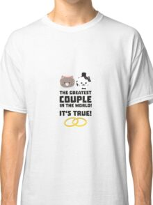 The greatest Couple in the World R76su Classic T-Shirt