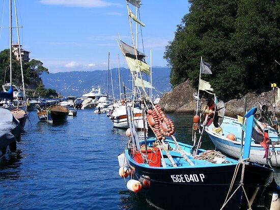 Colours of Portofino by robyenzo