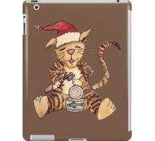 Wildago's Christmas Dinner for Duke iPad Case/Skin