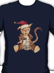 Wildago's Christmas Dinner for Duke T-Shirt