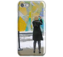 Ice Sculpture iPhone Case/Skin