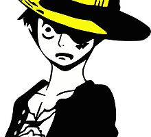 Monkey D. Luffy by thereallifeznt