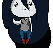 Marceline the Vampire Queen by Chuppy