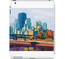 GTA IV Cityscape, Late Afternoon iPad Case/Skin