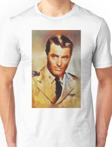 Cary Grant, Vintage Hollywood Actor Unisex T-Shirt