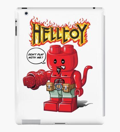 Helltoy iPad Case/Skin