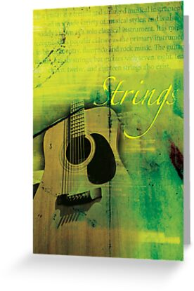 Strings by Faizan Qureshi