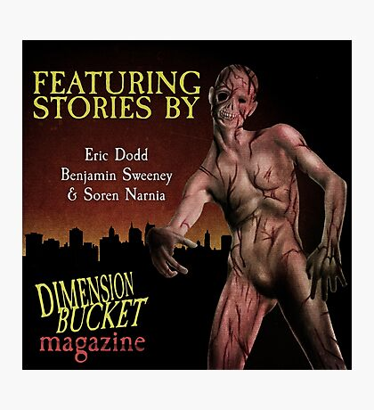 DimensionBucket Magazine - Zombie Outbreak Photographic Print