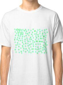 neonBinaryv1.0 Classic T-Shirt