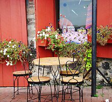 French Bistro by Rodica Nelson