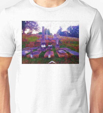 Olden Plots Unisex T-Shirt